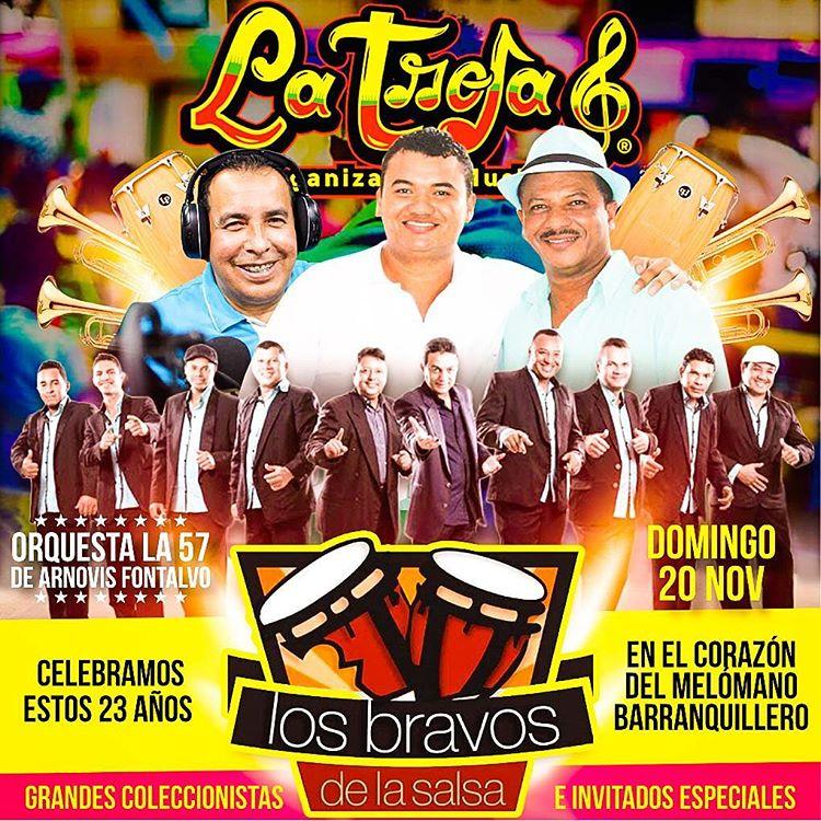Amigo Trojero Salsero Barranquillero  acompanos este 20DeNoviembre  ahellip