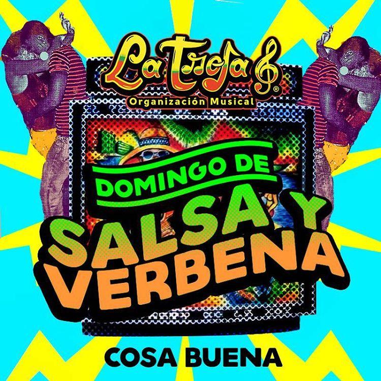 Domingo de Salsa y Verbena  CosaBuena  Te esperamos!hellip