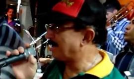 Las lomas de nuestra isla – Pachapo y La Banda de Machacón EN vivo en La Troja