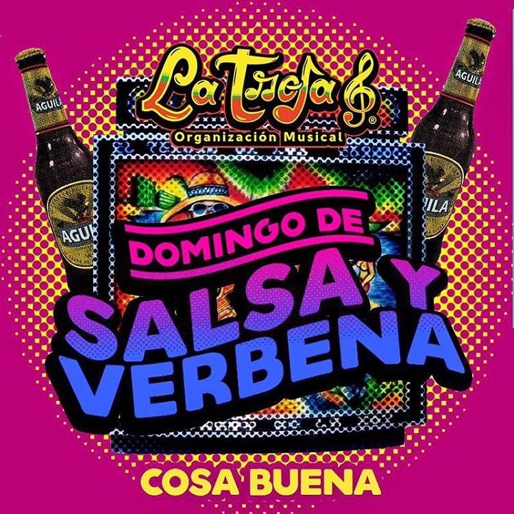 Hoy es Domingo de Salsa y Verbena  CosaBuena hellip