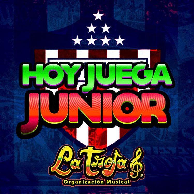 Hoy juega Junior !!! Vvelo en la Esquina Del Saborhellip