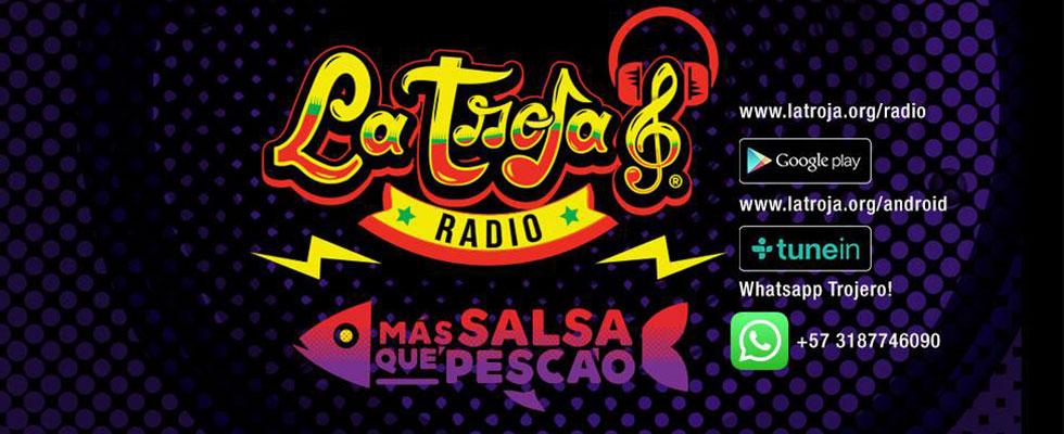 La Troja Radio Aplicacion oficial