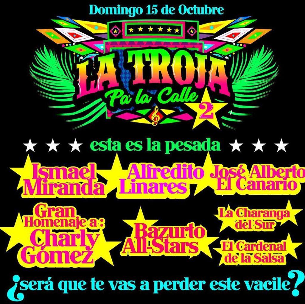 Barranquilla No puedes perderte este super evento de TrojaPaLaCalle2 estehellip