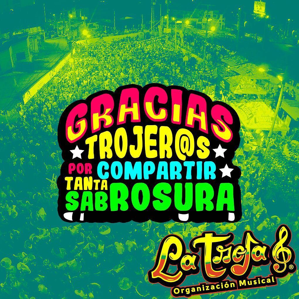 Gracias Trojers! Por compartir tanta Sabrosura durante estos Carnavales TrojaPaLaCallehellip