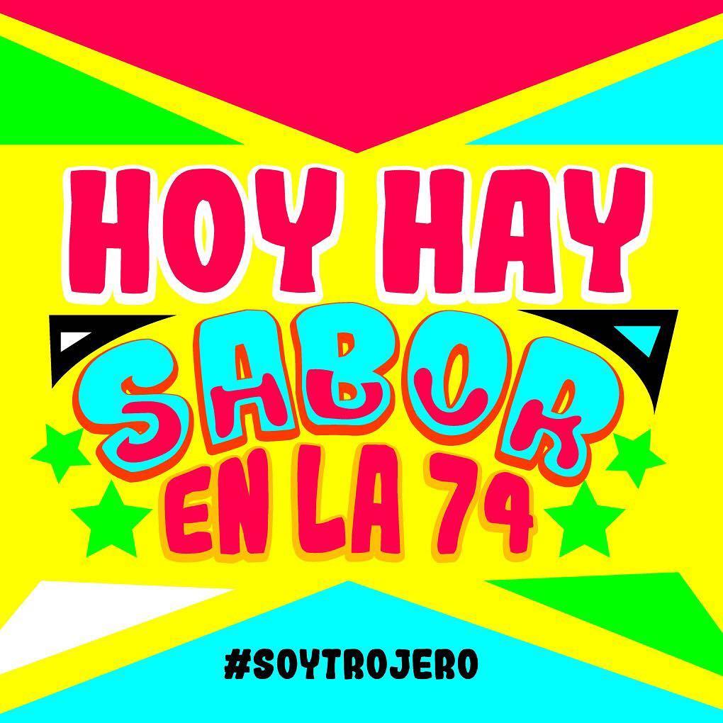 Hoy hay Sabor en la Troja74  Los Esperamos! SoyTrojerohellip