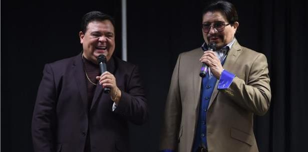 Richie Ray y Bobby Cruz regresan al Choliseo (PR)
