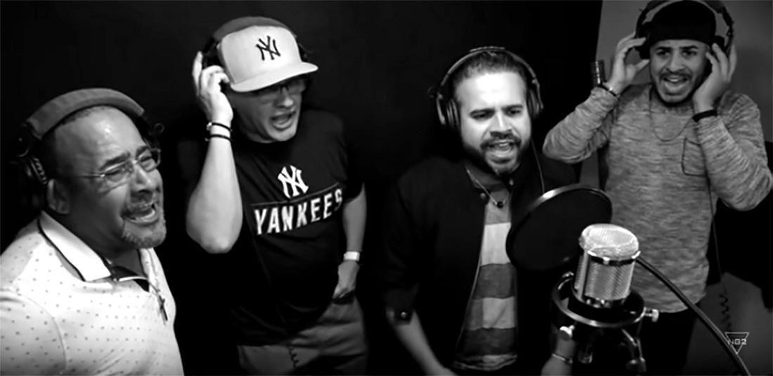 NG2 trae en su nuevo disco a Johnny Rivera, Luisito Carrión y Luis Perico Ortiz